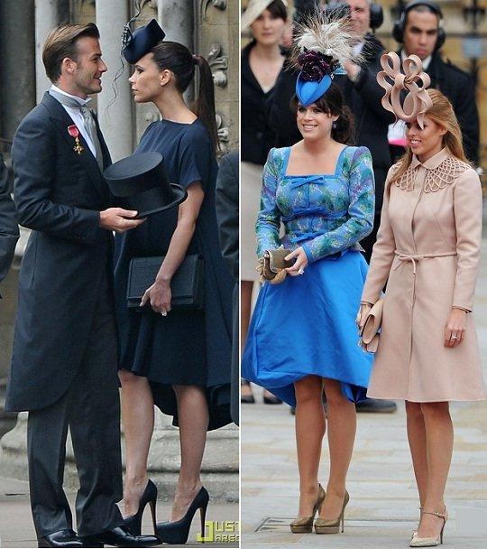Convidados do casamento real - Amor Diverso