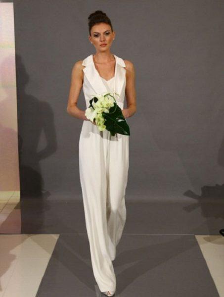 Vestidos modernos para casamento